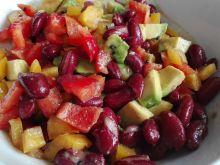 Sałatka nr 1 meksykańska - dieta 1200 kalorii