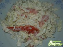 Sałatka obiadowa Gosi