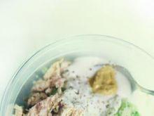 Sałatka ogórkowa z kurczakiem 5