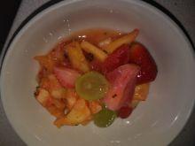Sałatka owocowa dla dzieci