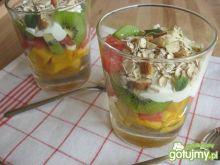Sałatka owocowa dla zdrowia i urody