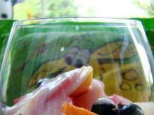 sałatka owocowa koktajlowa