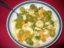Sałatka owocowa na deser