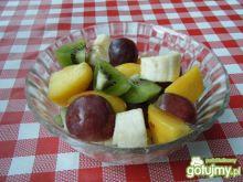 Sałatka owocowa wg Krakowianka