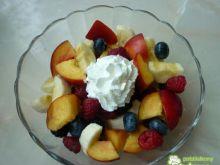 Sałatka owocowe-szaleństwo