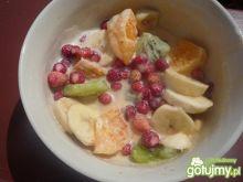 Sałatka owocowocytrusowa