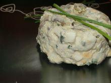 Sałatka pieczarkowo-jajeczna