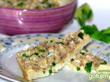 Sałatka rybna na pieczywo