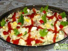 Sałatka ryżowa 7