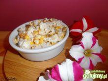 Sałatka ryżowa na słodko 3
