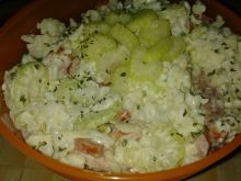 Sałatka ryżowa wg Beaty