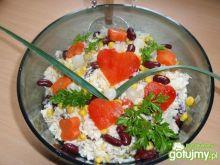 sałatka ryżowa wg gosia56