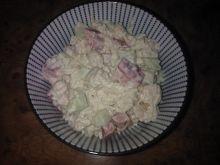Sałatka ryżowa z indykiem