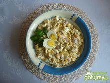 Sałatka ryżowa z tuńczykiem  4