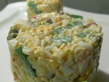 Sałatka ryżowa z warzywami Bernadetty