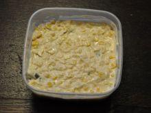 Sałatka ryżowo - warzywna z tuńczykiem