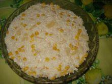 Sałatka selerowo-ananasowa