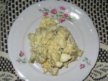 Sałatka śledziowa z jajkiem