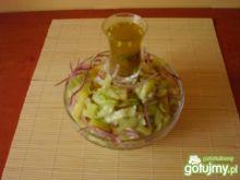 Sałatka - smak wiosny