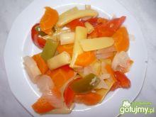 Sałatka szparagowa do słoika