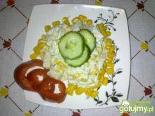 Sałatka szynkowa 4