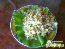 Sałatka - tuńczyk z oliwkami