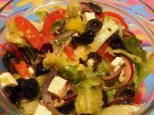 Salatka w stylu greckim