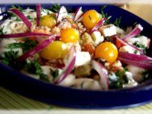 Sałatka w stylu greckim