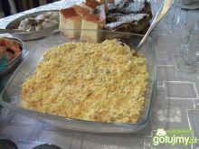 Salatka warstwowa z tuńczykiem