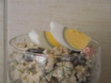 Sałatka warzywna :-)