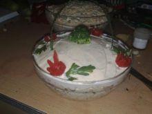 Sałatka warzywna Bałagan