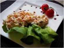 Sałatka warzywna - bardzo tradycyjna