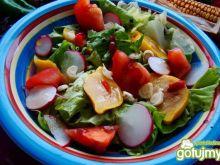 Sałatka wegańska z chilli