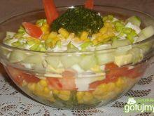 Sałatka z brokułem wg beatkaa153