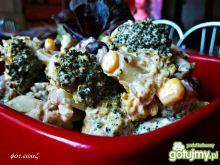 Sałatka z brokułem Zewy
