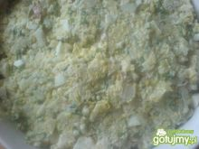 Sałatka z kalafiora i brokuła.
