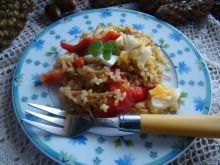 Sałatka z kaszy bulgar