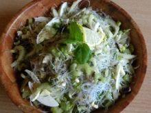 Sałatka z koprem włoskim