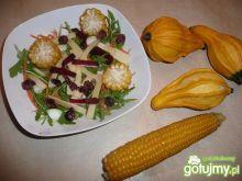 Sałatka z kukurydzą wg aginaa