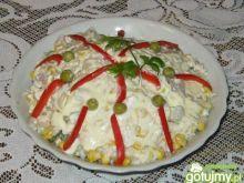 Sałatka z kurczakiem 2.