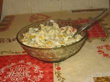 Sałatka z kurczakiem i kapustą pekińską