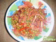 Sałatka z kurek