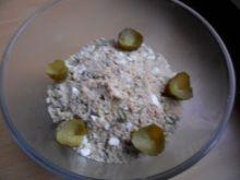 Sałatka z kuskusu i tuńczyka