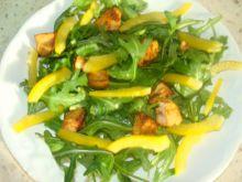 Sałatka z mandarynką