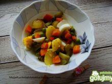 Sałatka z młodych ziemniaków Ewy
