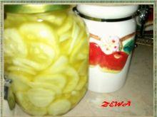 Sałatka z ogórków