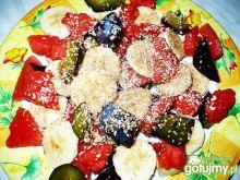 Sałatka z owocami