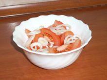Sałatka z pomidorów - 2
