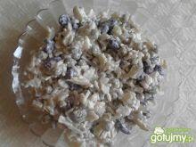Sałatka z ryżem II