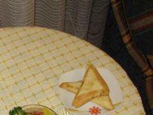 Sałatka z salami i gruszką